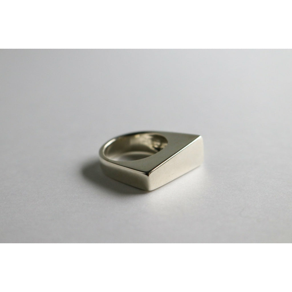 Trapezoid Statement Ring - Peterson MADE