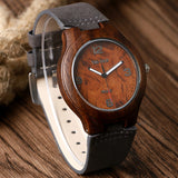 Men's Nature Wood Bamboo Watches