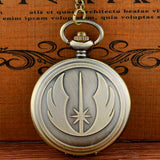 Men's Antique Bronze Pocket Watches