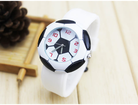 Unisex kids Quartz Silicone Watches
