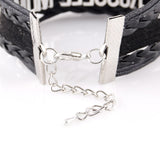 Unisex Love Pitbull Dog Bracelet