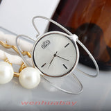 Ladies Steel Wire Quartz Bracelet Watches