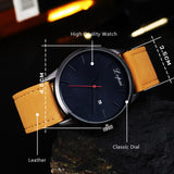New men's fashion luxury watches
