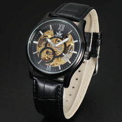 Men's Design Skeleton Watches