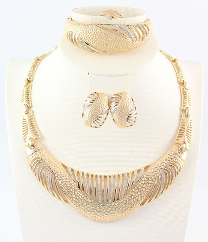 Women's Africa Dubai  Necklace Set