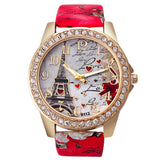 Women's  New Vintage Paris Eiffel Tower