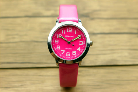 Girl's Luminous Hands  Watches