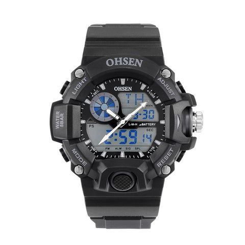 Men's Military Digital Sports Watches