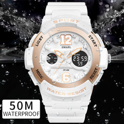 Ladies LED Sport Quartz Watches