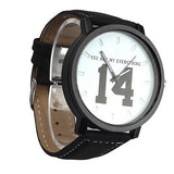 Inexpensive Couples Numeral Dial Watches
