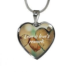 Love Is Love Necklace