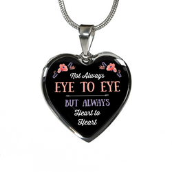 Eye To Eye Necklace
