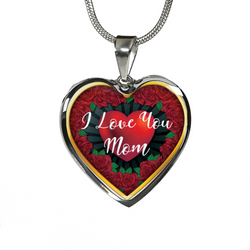 The Love You Mom Necklace