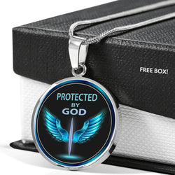 The Protected by God Necklaces