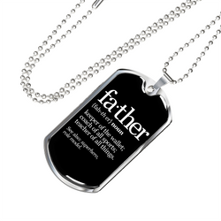 The Father Necklace