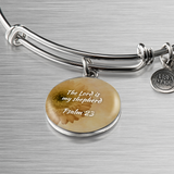 The Lord Is My Shepherd Bracelet