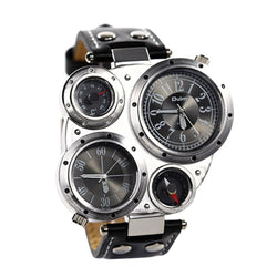 Multifunctional Men Compass Watches
