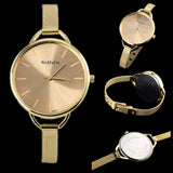 Women's luxury Gold Fashion Watches