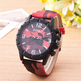 Men's Camouflage Military Style Watches