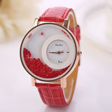 Women Rhinestone Quartz Watches