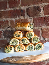 Spinach and Ricotta (Vegetarian roll)