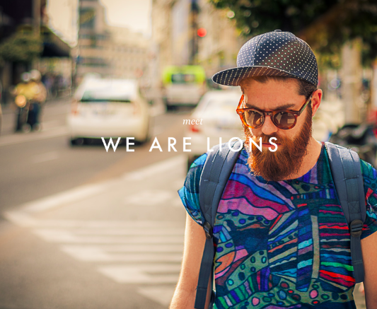 We Are Lions Introduction Blog