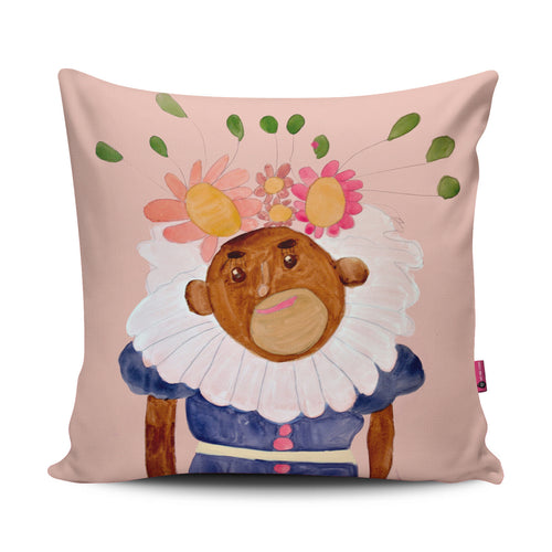 Cedars Monkey Pillow