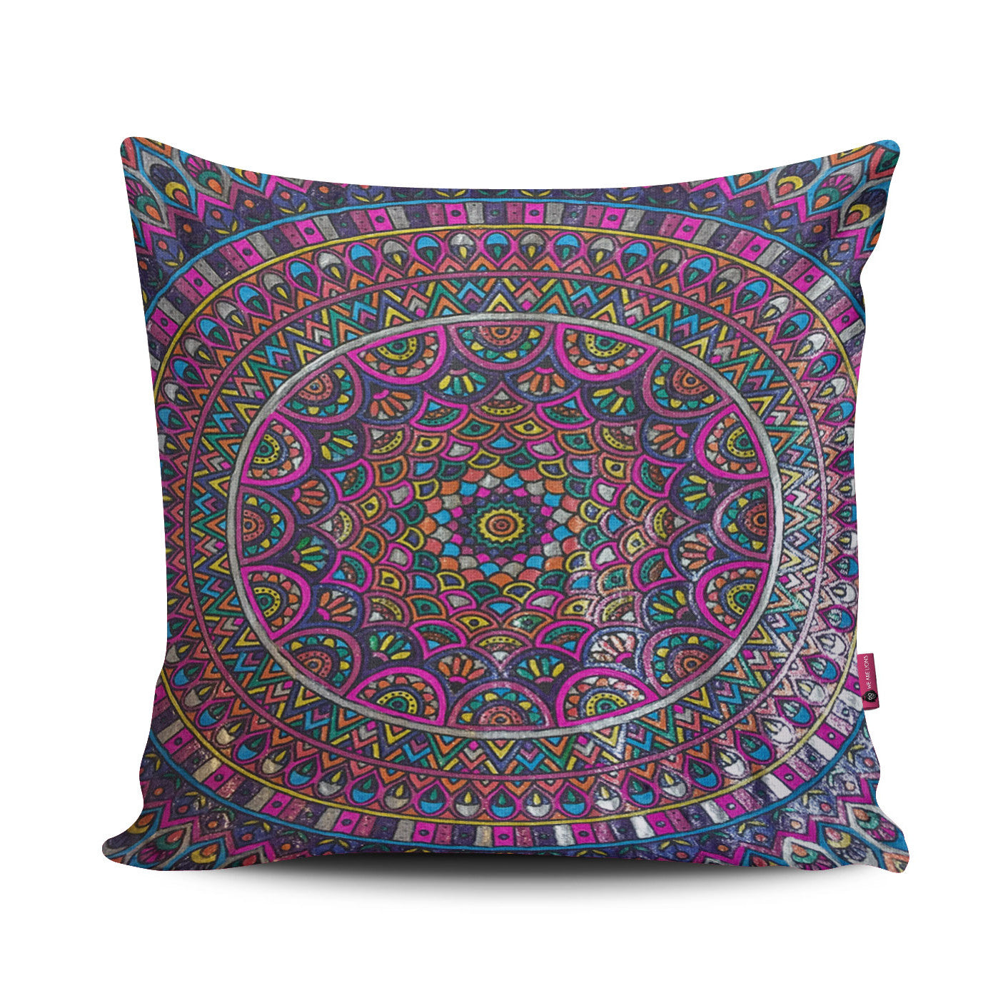 Psychedelic Furs Pillow