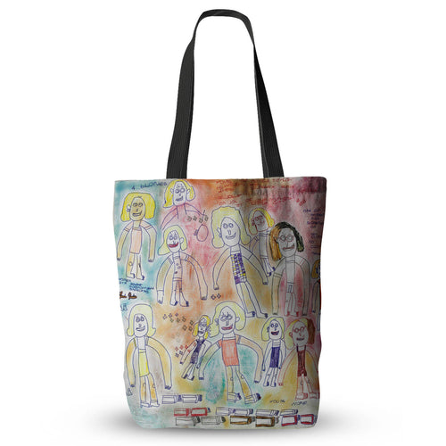 4 Blondes Tote Bag