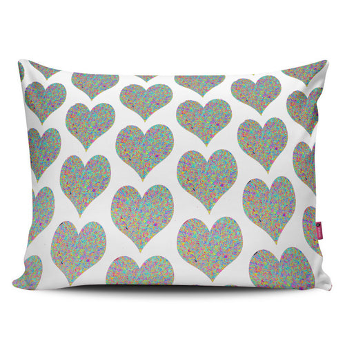 Mitzi's Hearts Pillow
