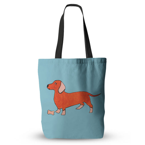 Betty's Dog Tote Bag