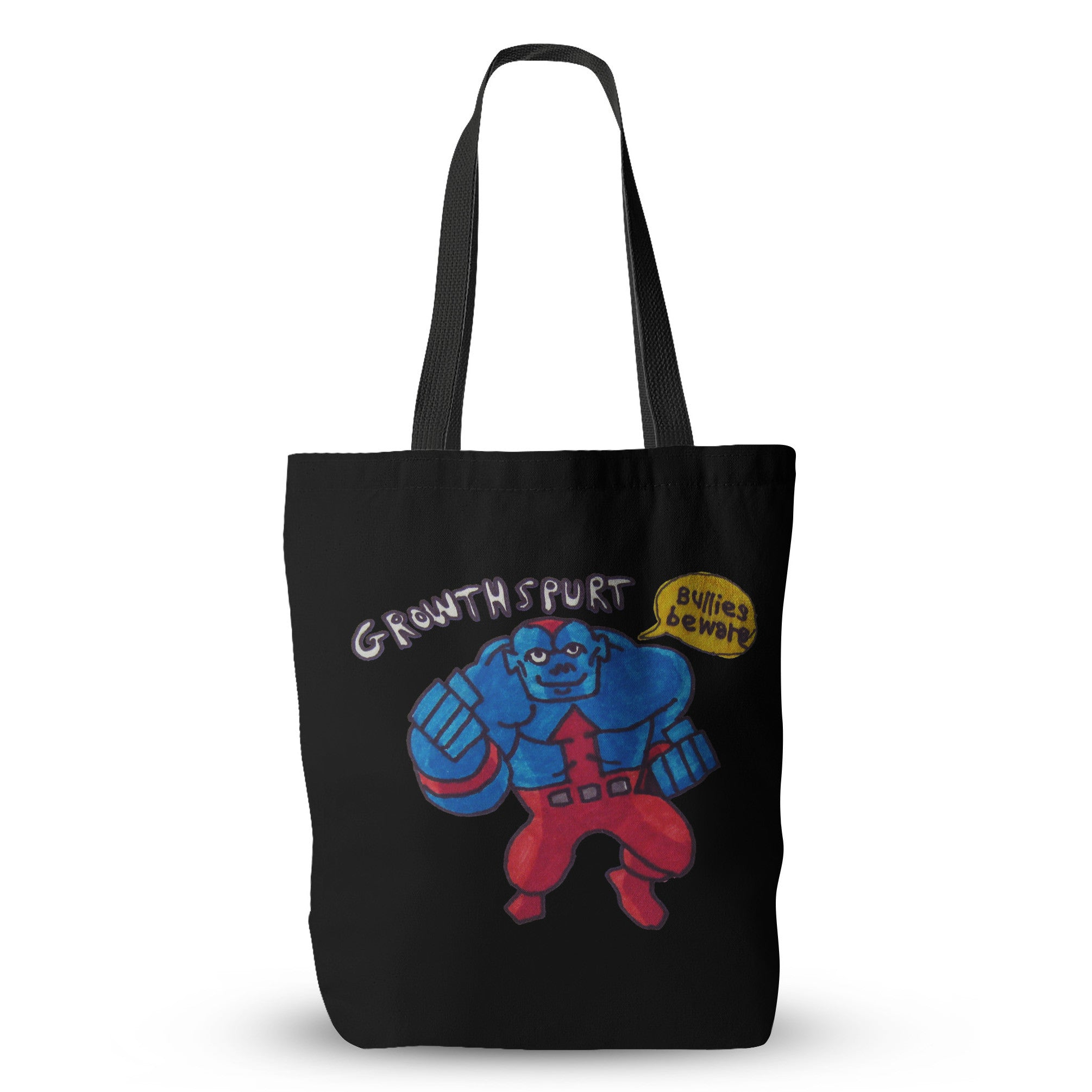 Growth Spurt Tote Bag