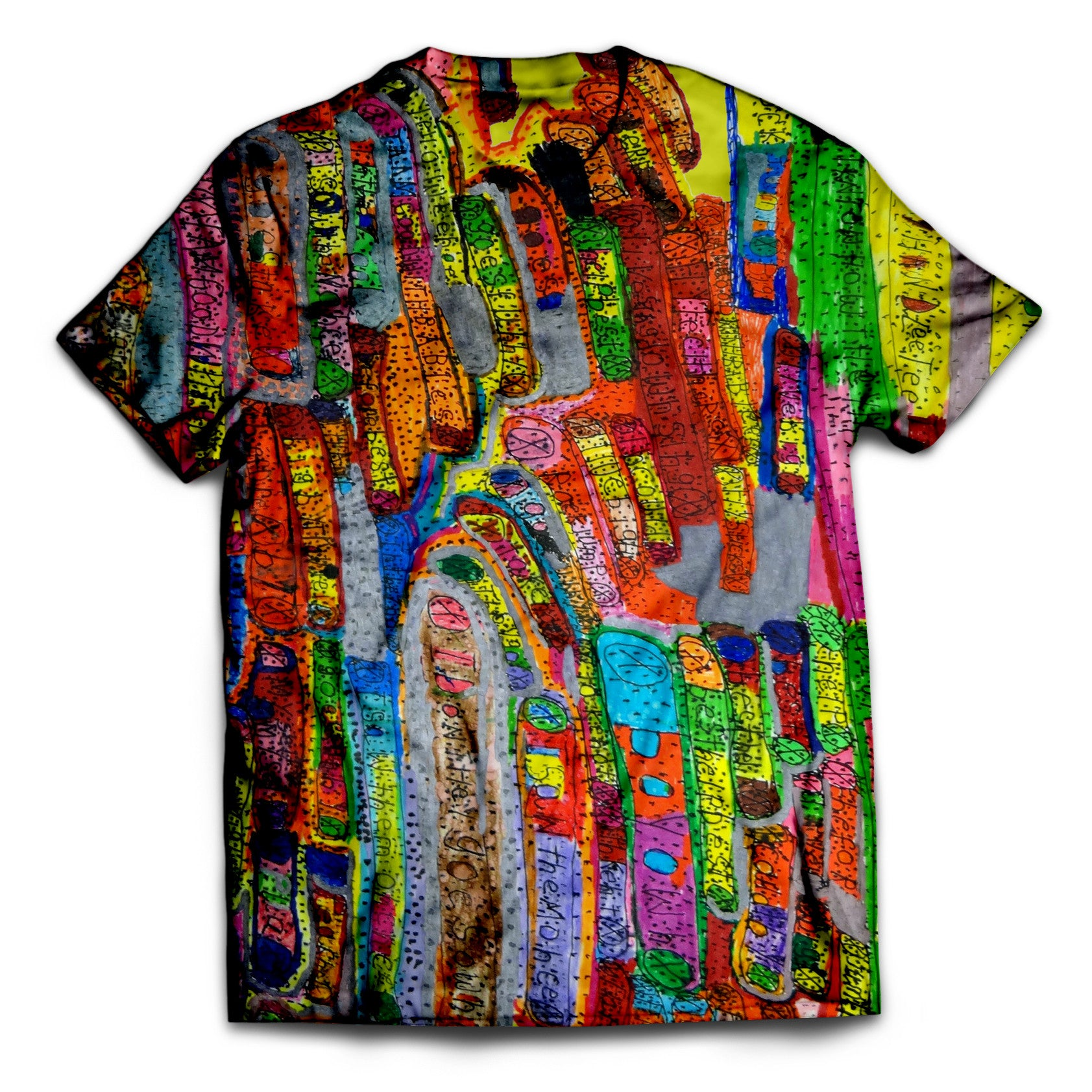 Squiggle Bus T-Shirt