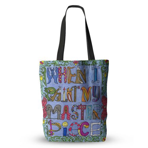 Bill's Masterpiece Tote Bag