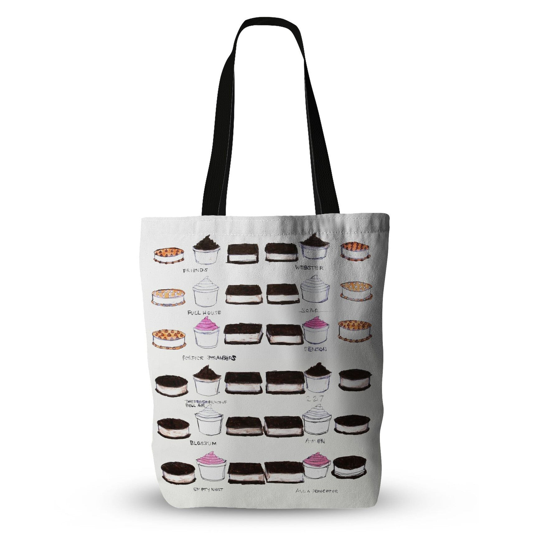 Cookies Tote Bag