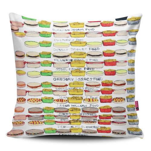 Whats For Dinner Pillow