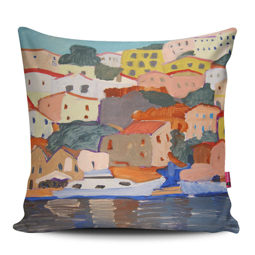 Greece Pillow