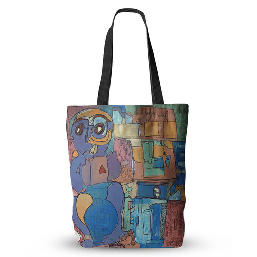 A Castle Sky In Heaven Tote Bag