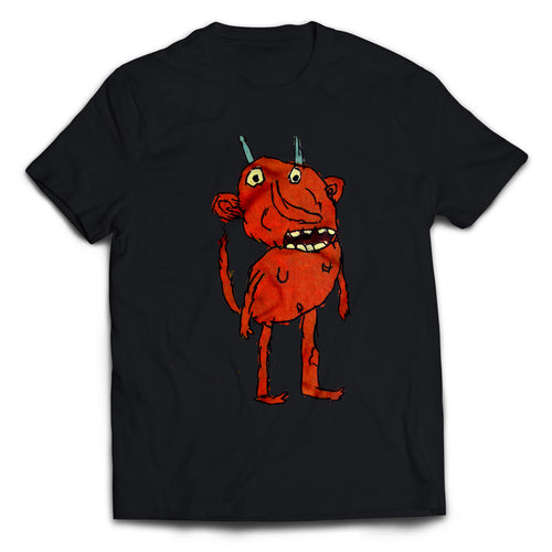 Blue Horned Bobby T-Shirt