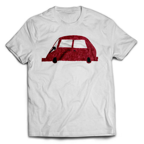 Red Car T-Shirt