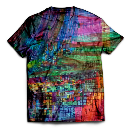 Rainbow Boxes T-Shirt