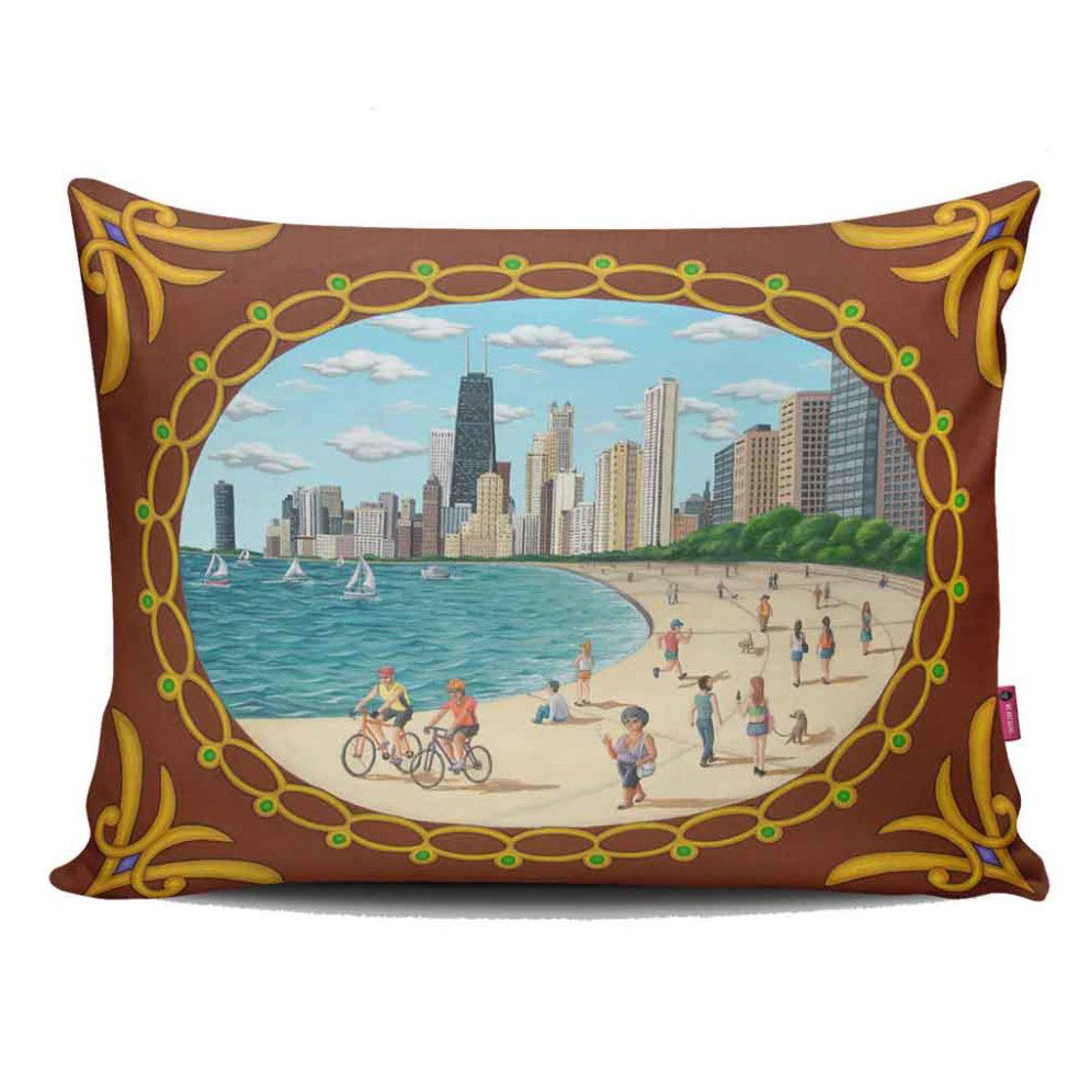 Lakefront Pillow