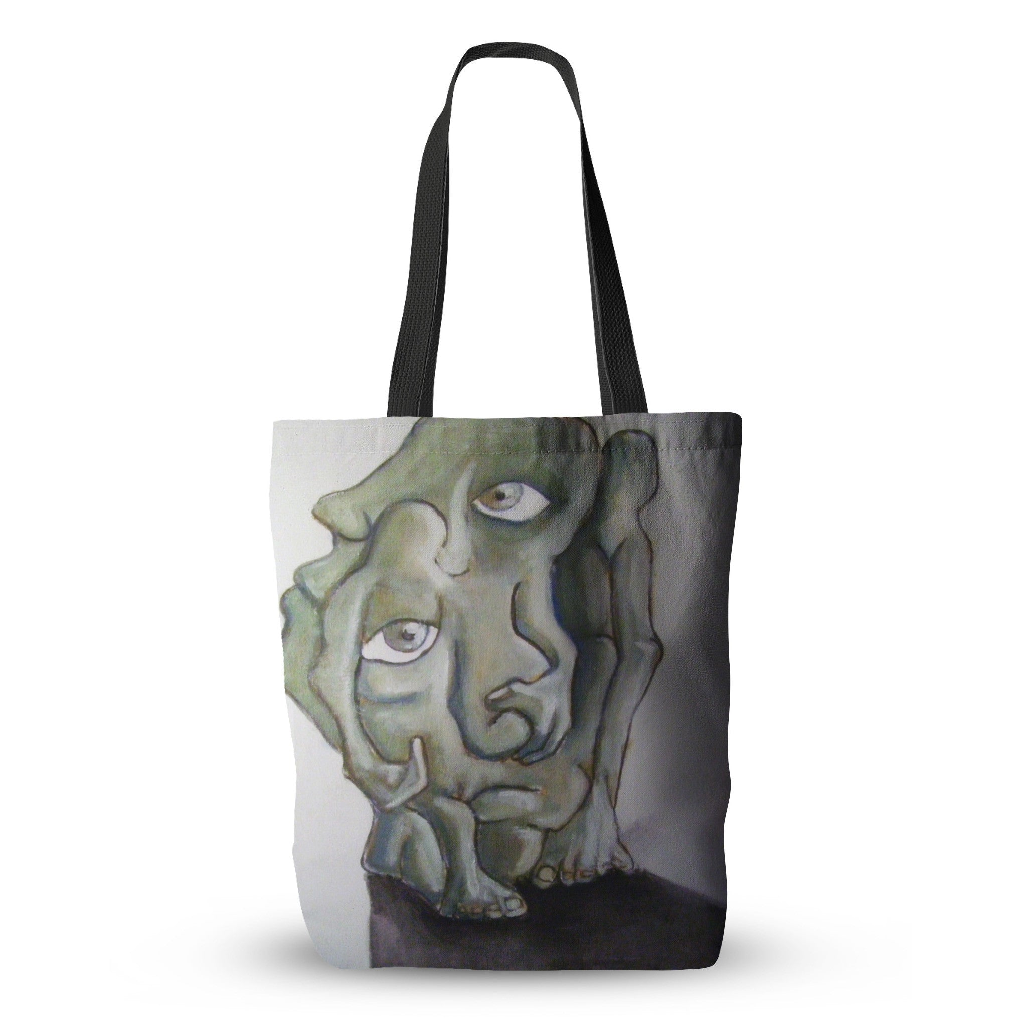 2 Left Feet Tote Bag