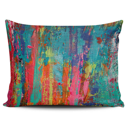 Crazy Beautiful Pillow
