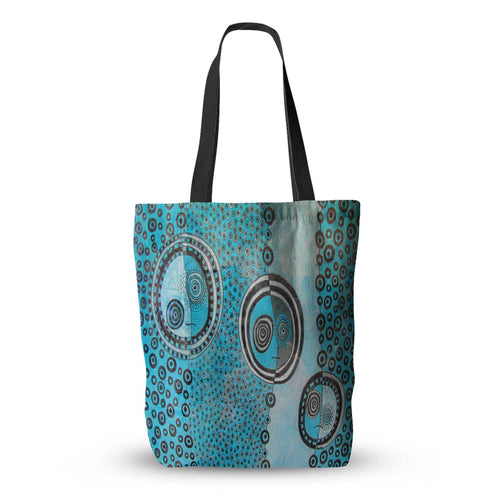 A Split Mind Tote Bag