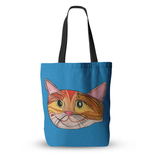 Windy City Pussy Tote Bag