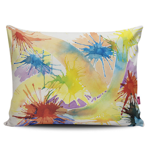 Amanda's Painting Pillow