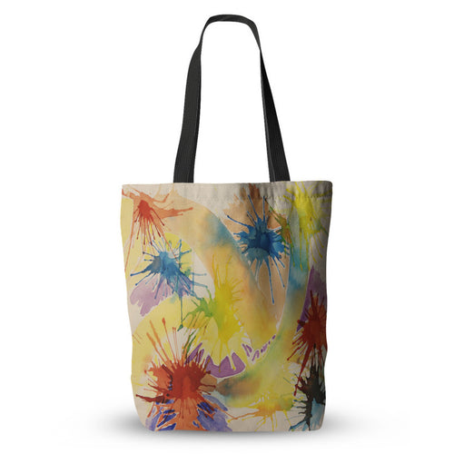 Aylsie's Watercolor Tote Bag
