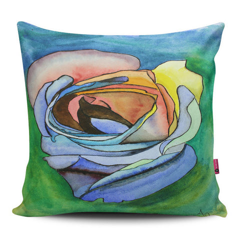Aylsie's Watercolor Pillow