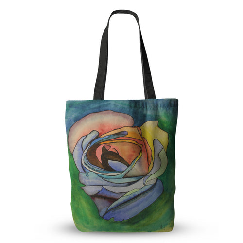 Aylsie's Flower Tote Bag